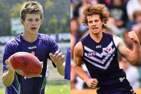 Fyfe then and now