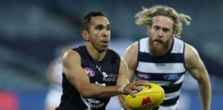 AFL Rd 3 - Geelong v Carlton