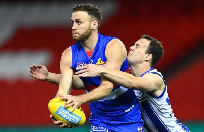 AFL Rd 5 - Western Bulldogs v North Melbourne