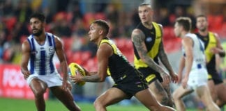AFL Rd 7 - Richmond v North Melbourne