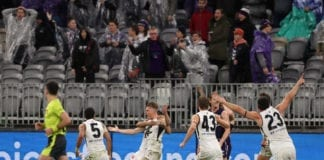 AFL Rd 12 - Fremantle v Carlton