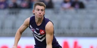 AFL Rd 9 - Fremantle v Collingwood