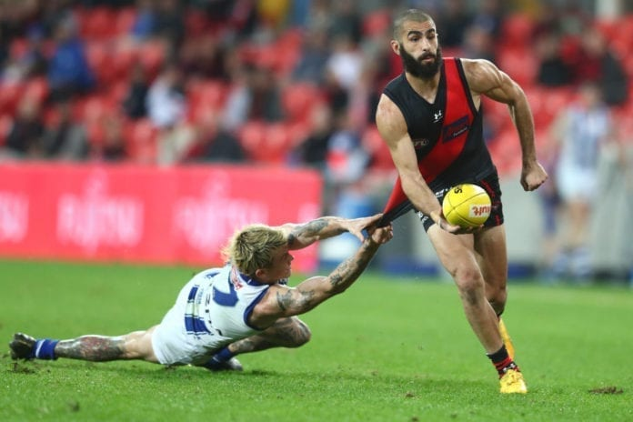 AFL Rd 6 - Essendon v North Melbourne